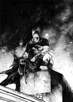 http://spaceshiprocket.tumblr.com/post/168690433487/batman-by-olivier-coipel