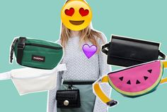 The best fanny packs & belt bags for Spring Summer 2015