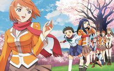 Mai-hiME/#129641 - Zerochan Mai Hime, Familia Anime, Nisekoi, Old Video, Summoning, Sora, Manga, Shoujo, Drama