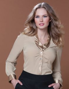 1531a540c76 39 Best satin blouses for women images in 2014   Satin blouses ...