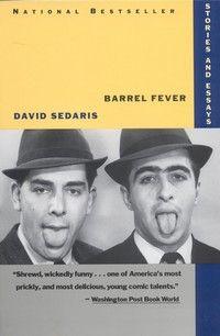 David Sedaris Barrel Fever