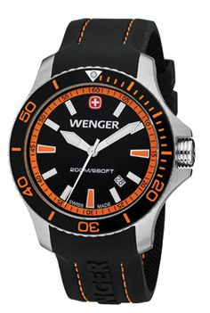 Men's Sea Force Swiss Watch