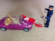 Run-ins with the law were frequent occurences. I Need to barrow a barbie haha to. - Buddy The Elf Holiday Quotes Christmas, Christmas Elf, Christmas Humor, Christmas Ideas, Holiday Ideas, Holiday Fun, Dark Christmas, Country Christmas, Christmas Carol
