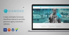 Download and review of Diamond - Responsive Business WordPress Theme, one of the best Themeforest Corporative themes {Download & review at Review and download at} { -> }http://best-wordpress-theme.net/diamond-responsive-business-download-review/