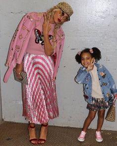 É muito amor por essa foto  #Beyoncé #BlueIvy