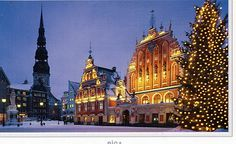 Riga, Latvia: Surprisingly one of my favorite places in the world.