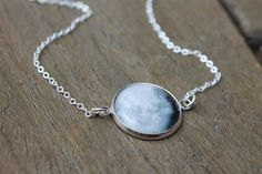 La luna  Phase of the Moon by Chillilimeboutique, $12.50