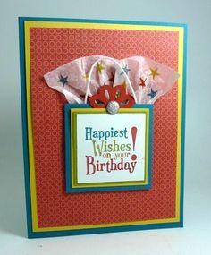 Simple birthday card idea!