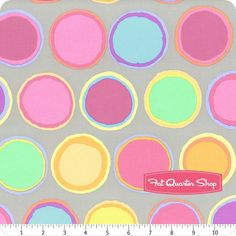 Kaffe Fassett Artisan Cotton Pink Paint Pots Yardage SKU# PWKF002-PINKX | Fat Quarter Shop. This store has a color matcher feature with color chips. myb