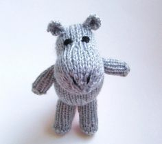 Hey, I found this really awesome Etsy listing at https://www.etsy.com/listing/175755074/hand-knit-stuffed-hippo-plush-amigurumi