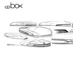 """다음 @Behance 프로젝트 확인: """"Roof Box """" https://www.behance.net/gallery/22234125/Roof-Box-"""