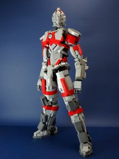 """""""ULTRAMAN COMIC VER."""" by jan_lego: Pimped from Flickr"""
