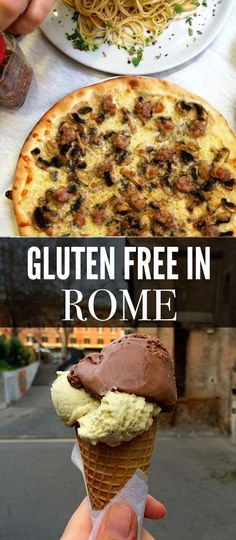 to Spend a Week in Rome {On a Budget!} The ultimate guide to traveling to Rome for 1 week without breaking your wallet! What to do, what to see, how to eat gluten free and more!The Ultimate The Ultimate may refer to: Gluten Free List, Dairy Free, Foods With Gluten, Sans Gluten, Gf Recipes, Gluten Free Recipes, Spinach Recipes, Gluten Free Restaurants, Travel Snacks