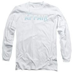 """Checkout our #LicensedGear products FREE SHIPPING + 10% OFF Coupon Code """"Official"""" Affair / Logo-long Sleeve Adult 18 / 1 - Affair / Logo-long Sleeve Adult 18 / 1 - Price: $29.99. Buy now at https://officiallylicensedgear.com/affair-logo-long-sleeve-adult-18-1"""