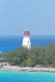 Beautiful view from Nassau, Bahamas