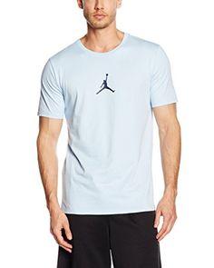 Nike T-Shirt Manica Corta Jordan 23/7 Tee  [Celeste]