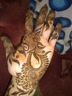 Mehendi - Henna on Pinterest | Henna, Henna Designs and Unique Henna