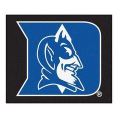 """Duke Blue Devils Ncaa """"tailgater"""" Floor Mat (5'x6')"""