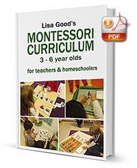 Free and inexpensive, fully planned Montessori units compiled by a Montessori teacher