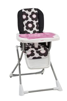 Evenflo Easy Fold Adjustable High Chair