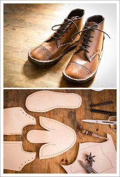 Making boots