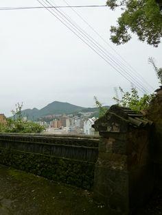 """""""Shofukuji"""" (Tempio), Nagasaki Japan (Settembre)"""