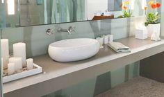 Silestone Bathroom Gallery | Silestone USA