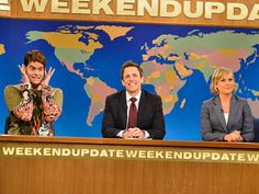 The 5 Funniest Saturday Night Live Sketches of the '10s | STEFON ON WEEKEND UPDATE | Okay, Bill Hader's surreal, side-splittingly spacey club kid Stefon technically first appeared in 2008, but his defining presence on Weekend Update – playing off his crush, anchor Seth Meyers – began in 2010. Nightlife in the so-called New New York (not to mention midgets) would never be the same.