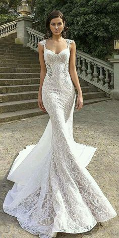 Crystal Design wedding dress.