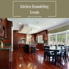 Keep up to date with these kitchen remodeling trends for 2016. Call 908.782.7773 to see how we can improve your kitchen.