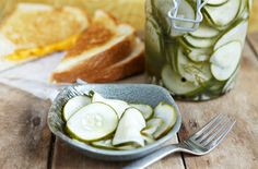 How to Make Quick Pickles | Forget pricey store-bought pickles! With just 24 hours, a few ingredients and our step-by-step instructions, you can pickle your own produce for a fraction of the cost.  * #canning #preserving #pickles