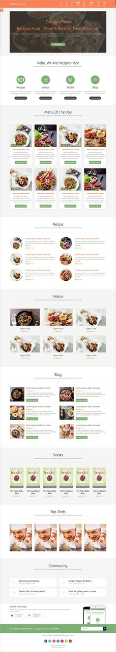 Porton is a premium wordpress theme for multipurpose food and porton is a premium wordpress theme for multipurpose food and recipe website with 30 unique homepage layouts 150 html file and 200 amazing s forumfinder Images