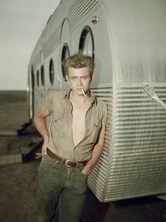 James Dean, film, 'Giant' (released 1956)