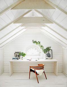 white farmhouse paint is trending for summer!