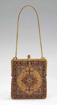 Purse, Evening french 1905