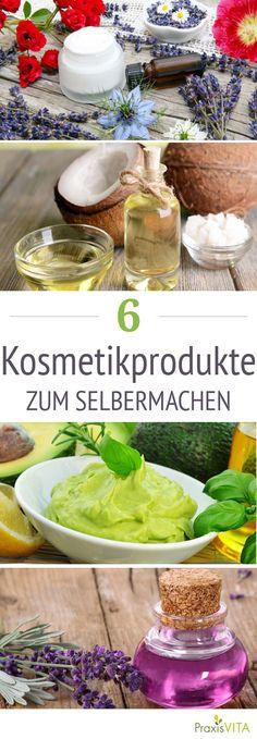 Kosmetik selber machen ist günstig, basiert auf natürlichen Rohstoffen und macht schön.