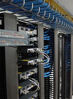 Netflow provides data center solution support and management to efficiently and effectively operate your data center. Netflow offer a complete solution for cabling cable management.