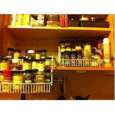 Spice Rack Bensalem Pleasing Rubbermaid Coated Wire Incabinet Spice Rack  Kitchens  Pinterest Design Decoration