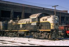 RailPictures.Net Photo: BRC 455 Belt Railway of Chicago Alco RS-2 at Chicago, Illinois by Collection of Chris Zygmunt