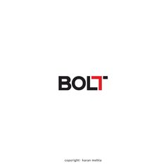 Logo Design | Bolt Electronics  Copyright.karanmehta.2016