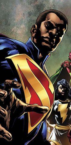 Superman Earth 23 | Val Zod vs Icon bs Superman (Earth 23)