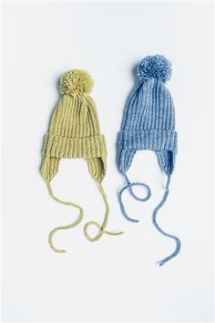 knitted hats for inspiration