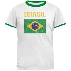 Ireland Flag Crest Irish Pride World Cup Soccer Olympics Girls Junior T-Shirt