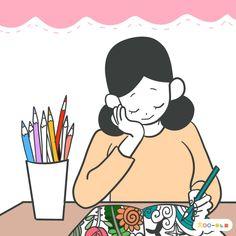 Seni Diy, Coloring Books, Minnie Mouse, Disney Characters, Fictional Characters, Printables, Disney Princess, Vintage Coloring Books, Print Templates