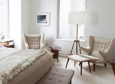 8 деревянных кресел и стульев, без которых сложно представить актуальный интерьер