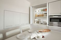 Wonderful kitchen pantry cabinet 24 inch on Noonprop8.com #Kitchen #Pantry #Cabinets #Home #KitchenIsland #Decor