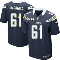 Nick Hardwick Elite Jersey-80%OFF Nike C Patch Nick Hardwick Elite Jersey at Chargers Shop. (Elite Nike Men's Nick Hardwick Navy Blue C Patch Jersey) San Diego Chargers Home #61 NFL Easy Returns.