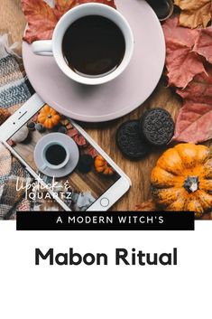 Looking for a Mabon ritual for the modern witch? This fall equinox ritual uses flow journaling to celebrate the turning of the wheel of the year. This witchcraft ritual is powerful and will prepare you for the new year coming up at Samhain. Imbolc Ritual, Mabon, Samhain, Witchcraft, Wiccan, Magick Spells, Modern Witch, Red Candles, Sabbats