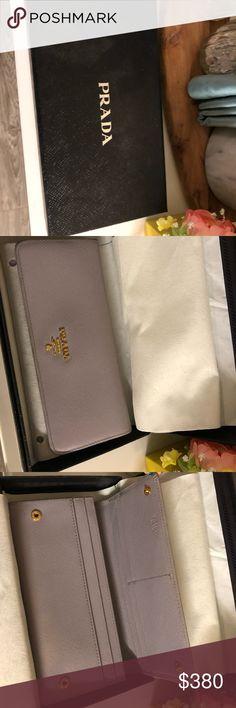 Prada wallet Used prada wallet Prada Bags Wallets