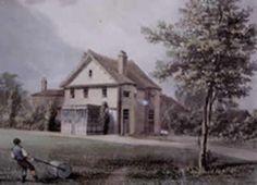 Rose Hill, the residence of Admiral Herbert Doyne in Grove Park